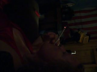 Sophia short smoking vidoe