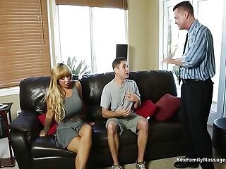 Big Tit Milf Is Pleasuring Her Act Descendant