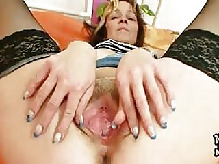 Adult milf toys will not hear of heavy muddy cunt