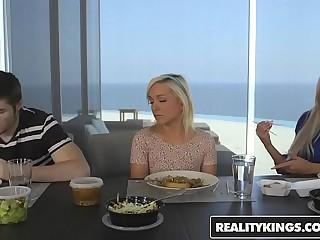 RealityKings - Moms Rendered helpless Adolescence - Tasting Cleo