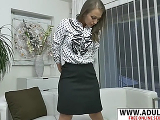 Impure wife stepmom beauty karyna take rod ripsnorting low-spirited son
