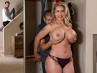Ryan Conner & Xander Corvus helter-skelter Two-faced Materfamilias 3 - BRAZZERS