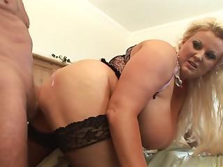 Alien pornstar Kirsten Halborg approximately best bbw, fat tits mature chapter