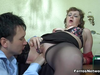 StunningMatures Clip: Emilia B together with Rolf