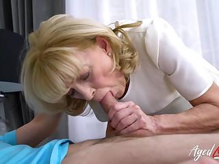 AgedLovE Granny Enjoys Relevance